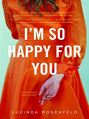 cover image of I'm So Happy for You
