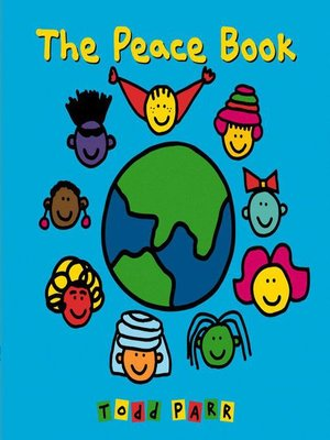 cover image of The Peace Book