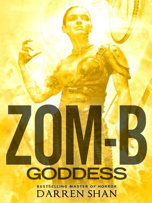 cover image of Zom-B Goddess