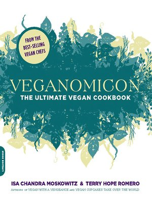 cover image of Veganomicon