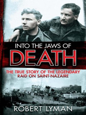cover image of Into the Jaws of Death