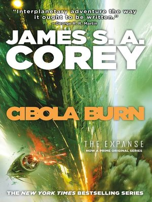 cover image of Cibola Burn