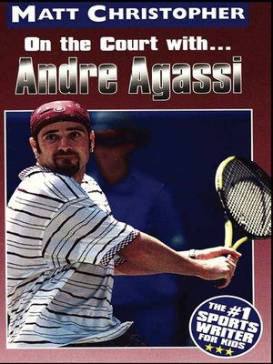 cover image of Andre Agassi
