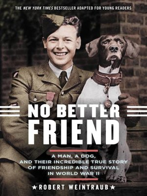 cover image of No Better Friend--Young Readers Edition