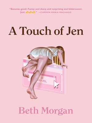 cover image of A Touch of Jen