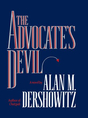 cover image of The Advocate's Devil