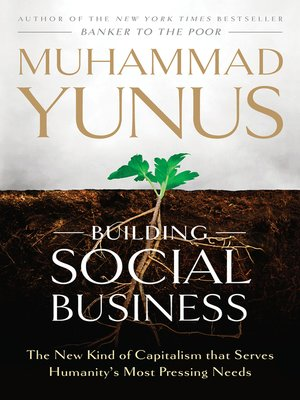 building social business by muhammad yunus free download