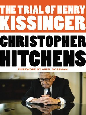 cover image of The Trial of Henry Kissinger