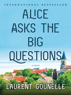 cover image of Alice Asks the Big Questions