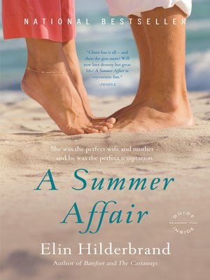 cover image of A Summer Affair