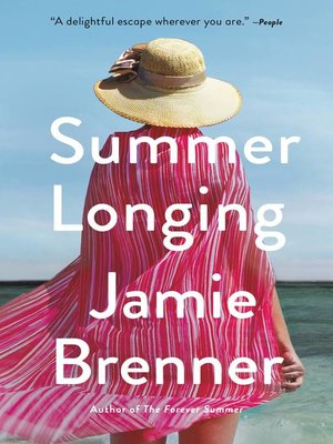 Summer Longing Book Cover