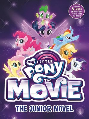 cover image of My Little Pony: The Movie