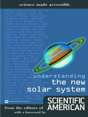 cover image of Understanding the New Solar System