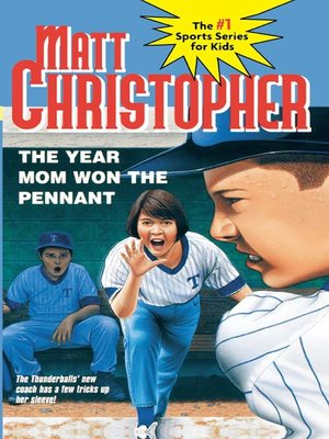 cover image of The Year Mom Won the Pennant