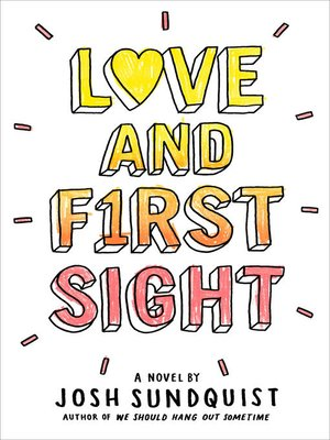 cover image of Love and First Sight