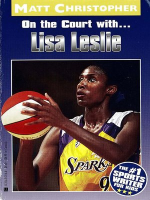 cover image of Lisa Leslie