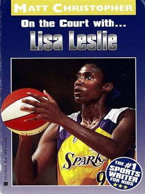 cover image of Lisa Leslie
