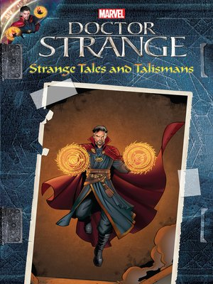 cover image of Strange Tales and Talismans