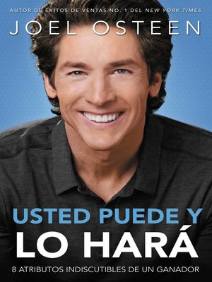 cover image of Usted puede, y lo hará