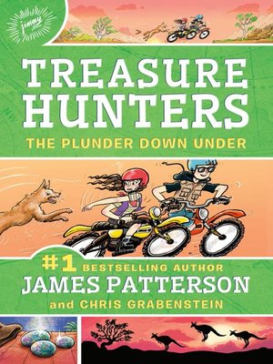 cover image of Treasure Hunters--The Plunder Down Under
