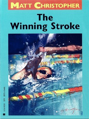 cover image of The Winning Stroke
