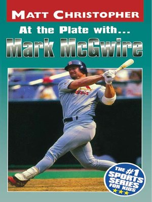 cover image of Marc McGwire