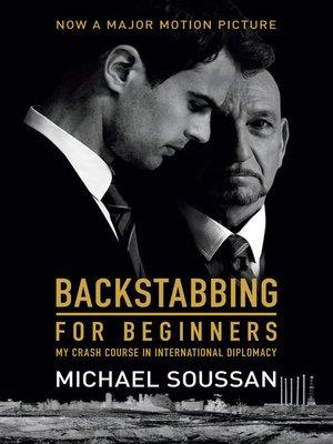 cover image of Backstabbing for Beginners