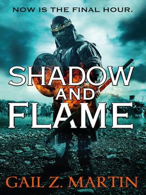 cover image of Shadow and Flame