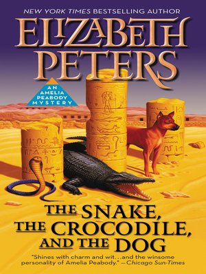 cover image of The Snake, the Crocodile, and the Dog