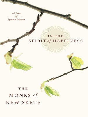 cover image of In the Spirit of Happiness