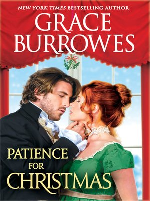 cover image of Patience for Christmas