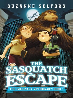 cover image of The Sasquatch Escape