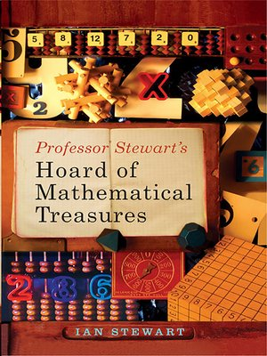 cover image of Professor Stewart's Hoard of Mathematical Treasures