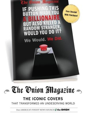 cover image of The Onion Magazine