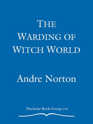 cover image of The Warding of Witch World