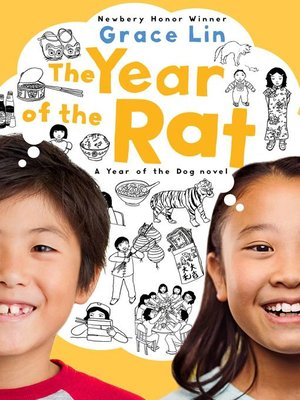 cover image of The Year of the Rat
