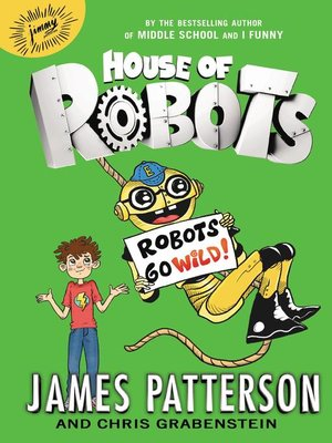 cover image of Robots Go Wild!