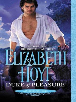 cover image of Duke of Pleasure