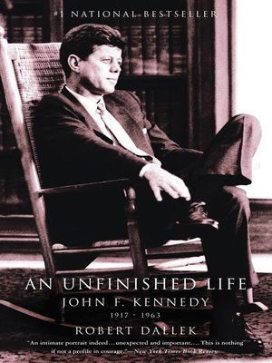 cover image of An Unfinished Life