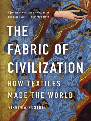 cover image of The Fabric of Civilization