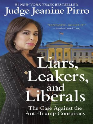 cover image of Liars, Leakers, and Liberals