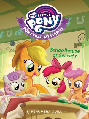 cover image of Schoolhouse of Secrets