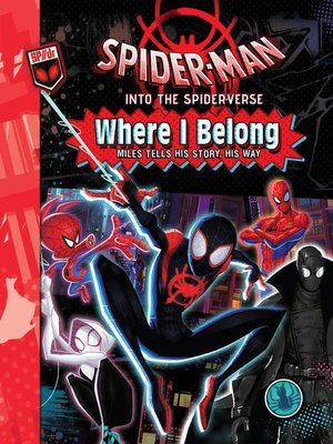 Spider-Man--Into the Spider-Verse--Where I Belong by Marvel