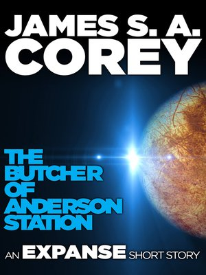 cover image of The Butcher of Anderson Station