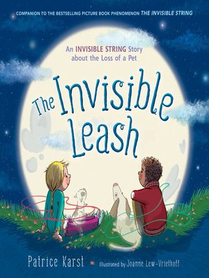 cover image of The Invisible Leash