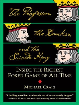 cover image of The Professor, the Banker, and the Suicide King