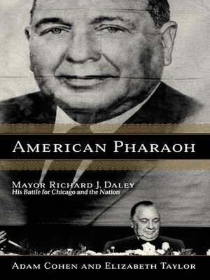 cover image of American Pharaoh