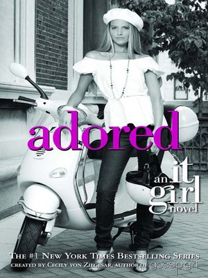 cover image of Adored