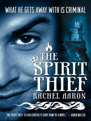 cover image of The Spirit Thief