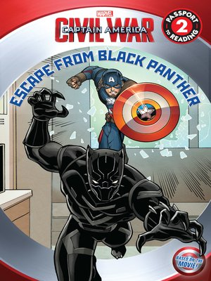 cover image of Escape from Black Panther